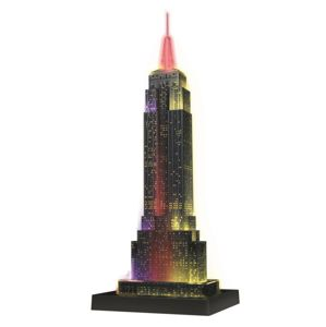 Ravensburger Puzzle Empire State Building - noční edice 216 dílků