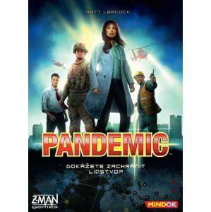Společenská hra Pandemic