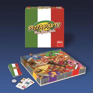 Hra - Pizza párty