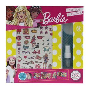 Tetování Barbie sada