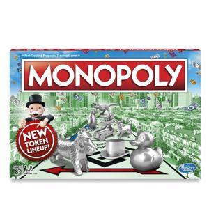 Hasbro Monopoly Classic cz verze - Hasbro Monopoly