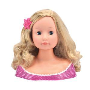 Česací hlava Bambolina Molly