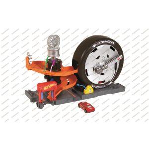 Mattel Hot Wheels city deluxe set