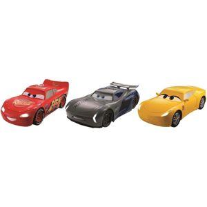 Alltoys Cars 3 auta se světly a zvuky