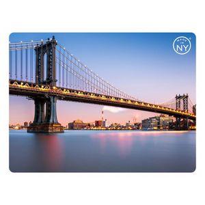 Pohlednice 3D Manhattanský most