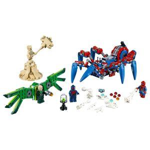 Lego Super Heroes Spiderman pavoukolez - LEGO Super Heroes 76114 Spiderman pavoukolez