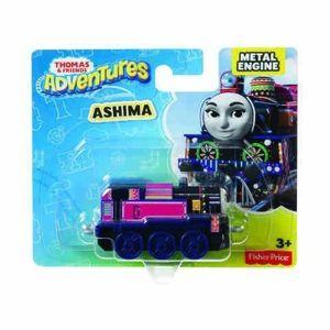 Mašinka Tomáš a přátelé kovový model Ashima