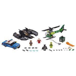 Lego Super Heroes Batmanovo letadlo a Hádankářova krádež