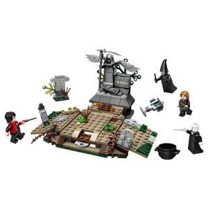Lego Harry Potter TM Voldemortův návrat™ - LEGO Harry Potter 75965 Voldemortův návrat