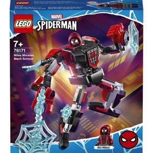 Lego Super Heroes Miles Morales v obrněném robotu
