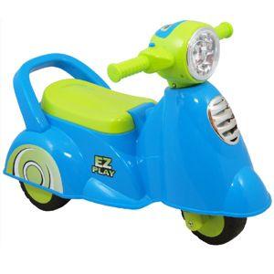 Baby Mix odrážedlo Scooter - modrá