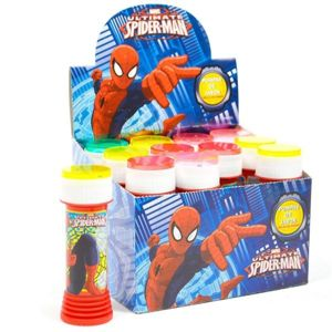 Bublifuk Spiderman 55 ml