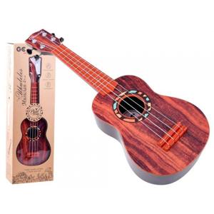 Dětská kytara s pasem 54 cm
