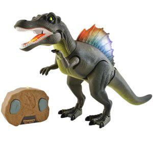 Dinosaurus na dálkové ovládání - Akce: poskladan