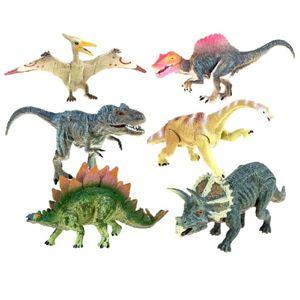 Dinosauři - sada 6 ks