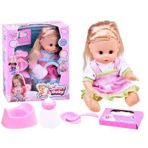 Mluvící panenka miminko