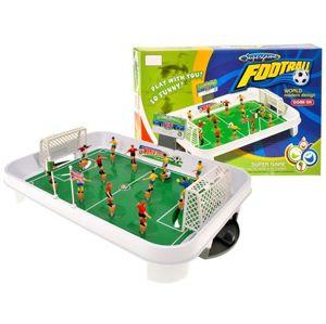 Hra - stolní fotbal 34 cm x 25 cm