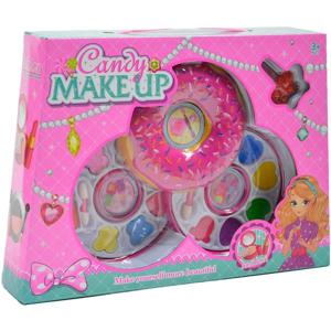 Make-up Candy pro dívky - ve tvaru zmrzliny