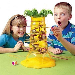 Hra - Mattel Padajíci opičky