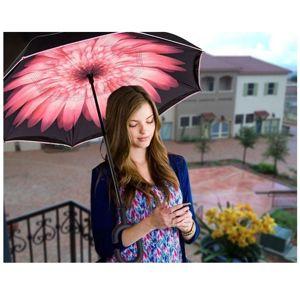 Obrácený deštník - květ