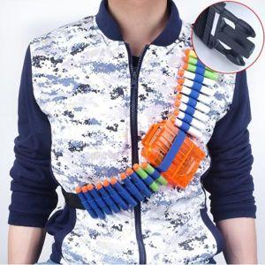 Pás na rameno na náboje pro zbraně NERF