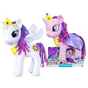 Plyšový koník Pony Hasbro - růžová