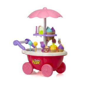 Prodejní vozík se zmrzlinou