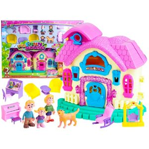 Rodinný domeček pro panenky